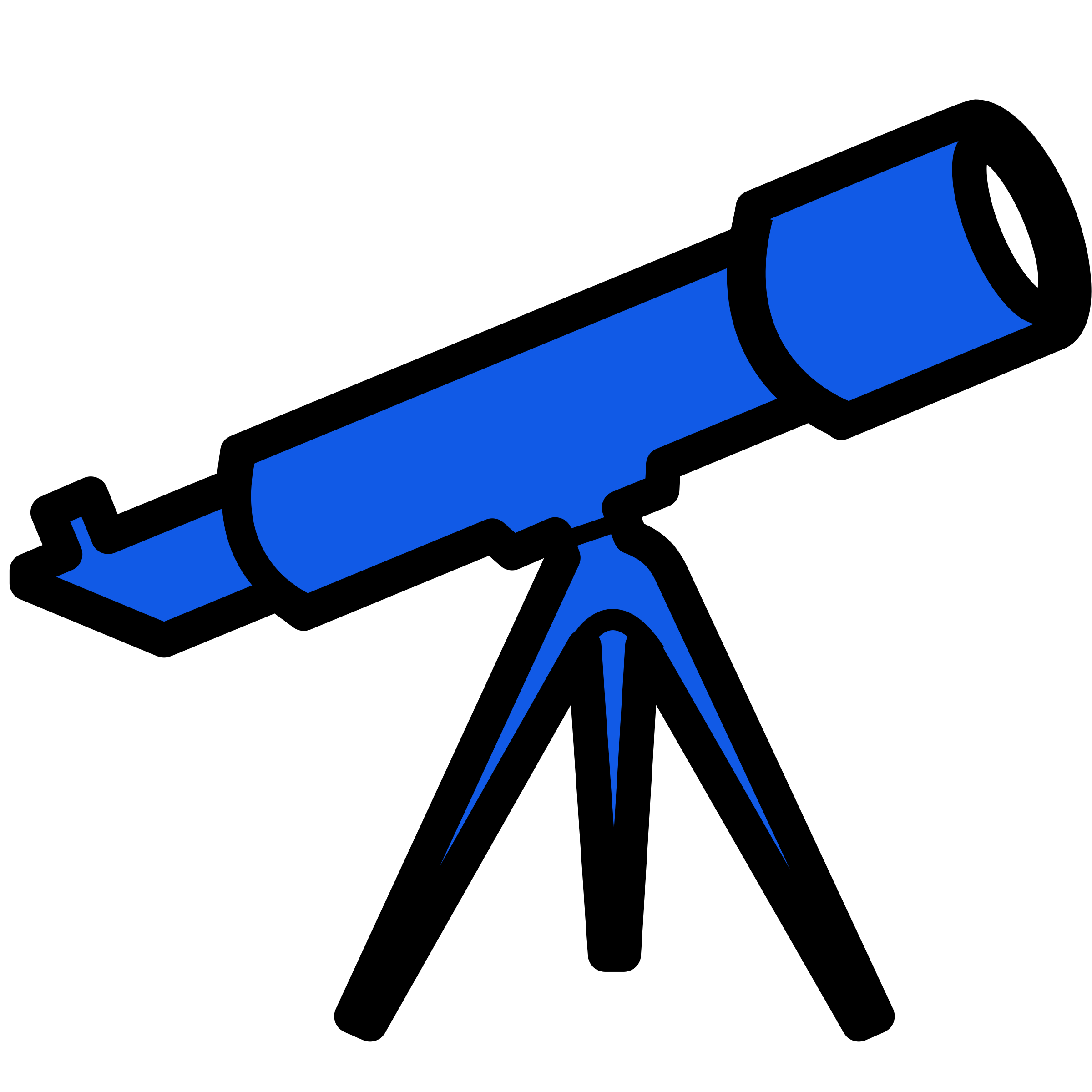 banner free download Telescope clipart. Blue big image png.