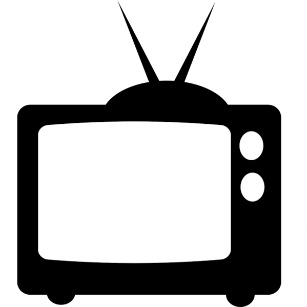 graphic royalty free stock Television clipart. Raseone tv the crazy