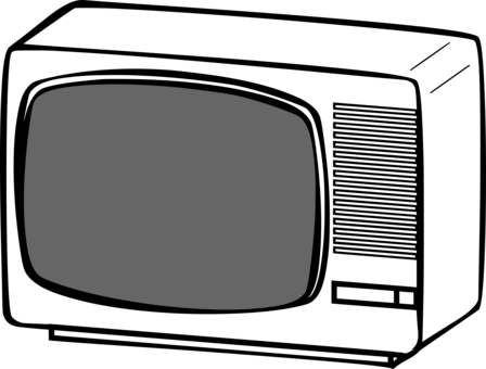 svg free download Television show Drawing Television set Free