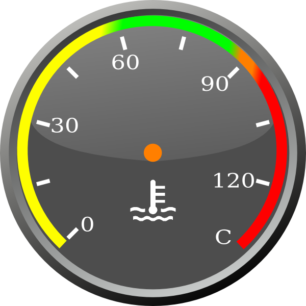 graphic library download Gauge For Temperature Clip Art at Clker