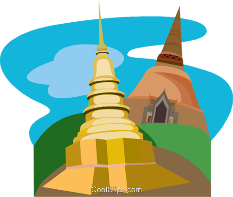 banner free download Buddhist Temple Drawing at GetDrawings