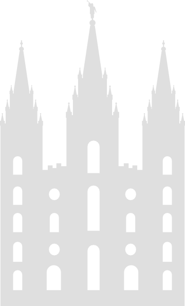 image royalty free library Lds temple clipart black and white. Clip art at clker