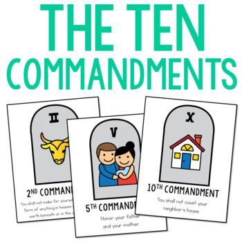 royalty free library Ten commandments clipart 2nd. The posters coloring pages.