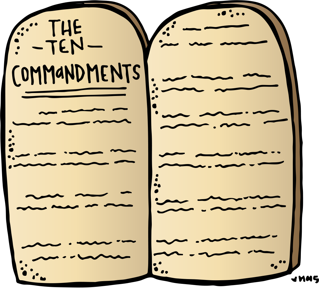 clipart free library  collection of high. Ten commandments clipart