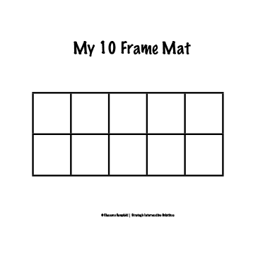 vector freeuse stock Blank Ten Frame PNG Transparent Blank Ten Frame