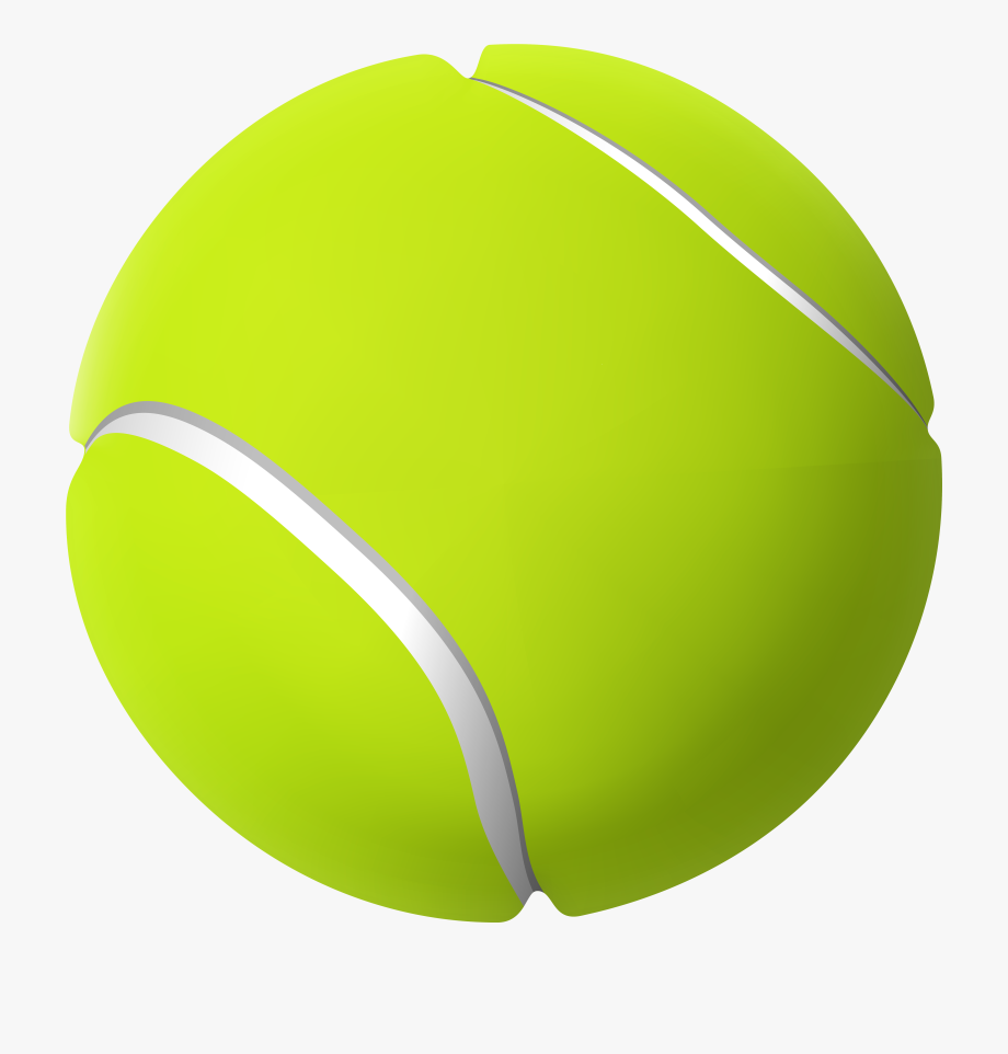 black and white Ball png clip art. Tennis balls clipart.