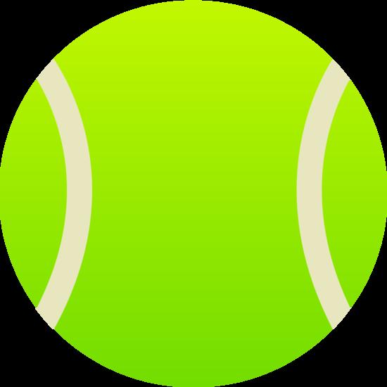 image transparent Tennis ball clipart. Panda free images tennisballclipart.
