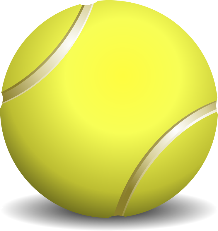 vector free library Tennis balls clipart. Ball png teniso free.