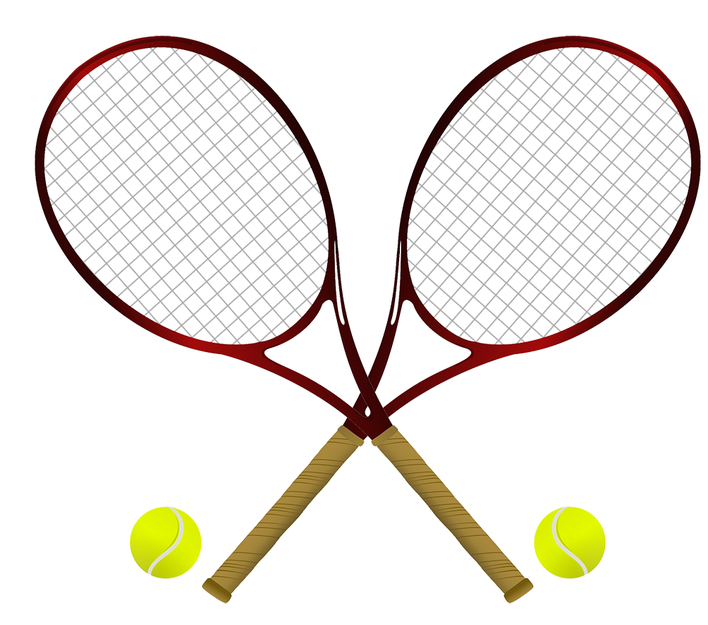 clipart free library Different kinds of sports. Tennis clipart