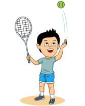 png royalty free download Tennis clipart free. Sports to download