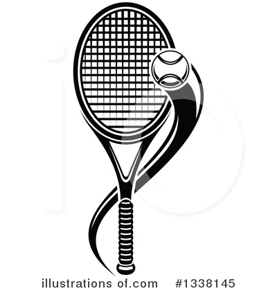 transparent stock Tennis clipart free. Illustration by vector tradition