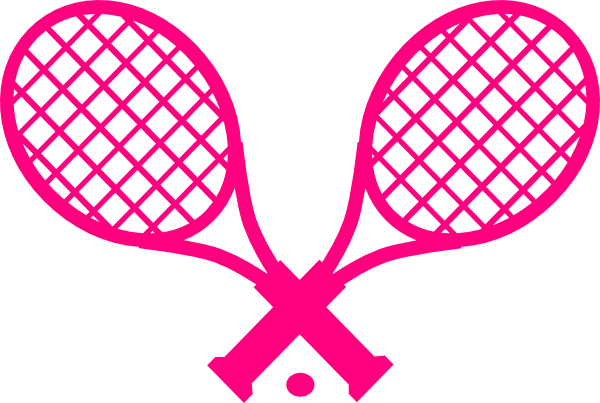 banner library library Crossed racket panda free. Words clipart tennis