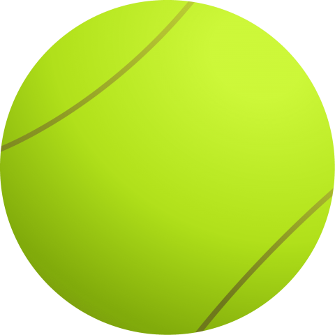 clip stock Tennis court clipart. Ball png free images