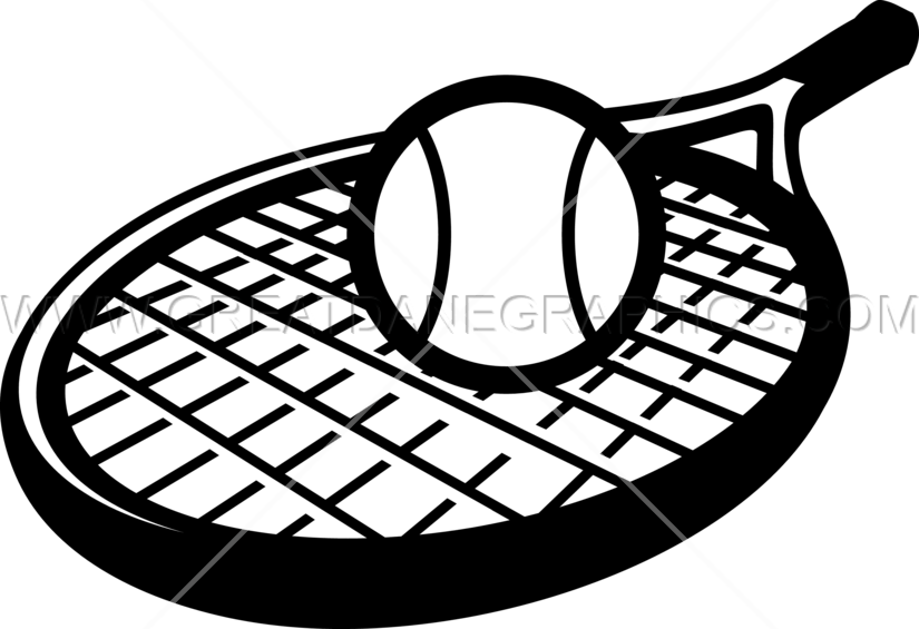 vector free library Tennis rackets clipart. Racket ball production ready.