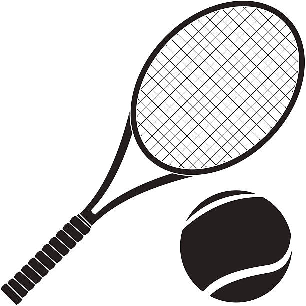 vector library library Tennis rackets clipart. Station .