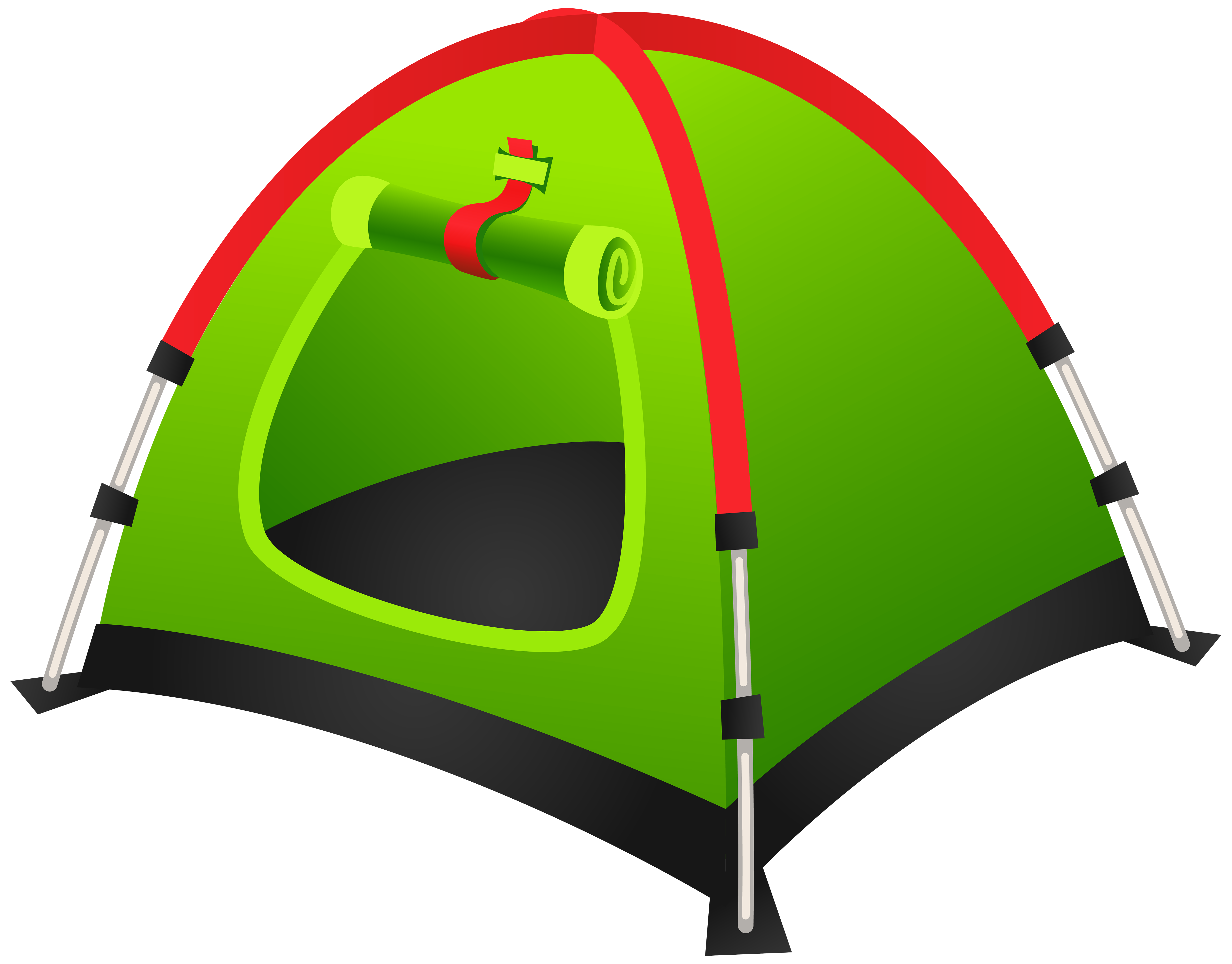 graphic download Tourist green png image. Tent clipart.