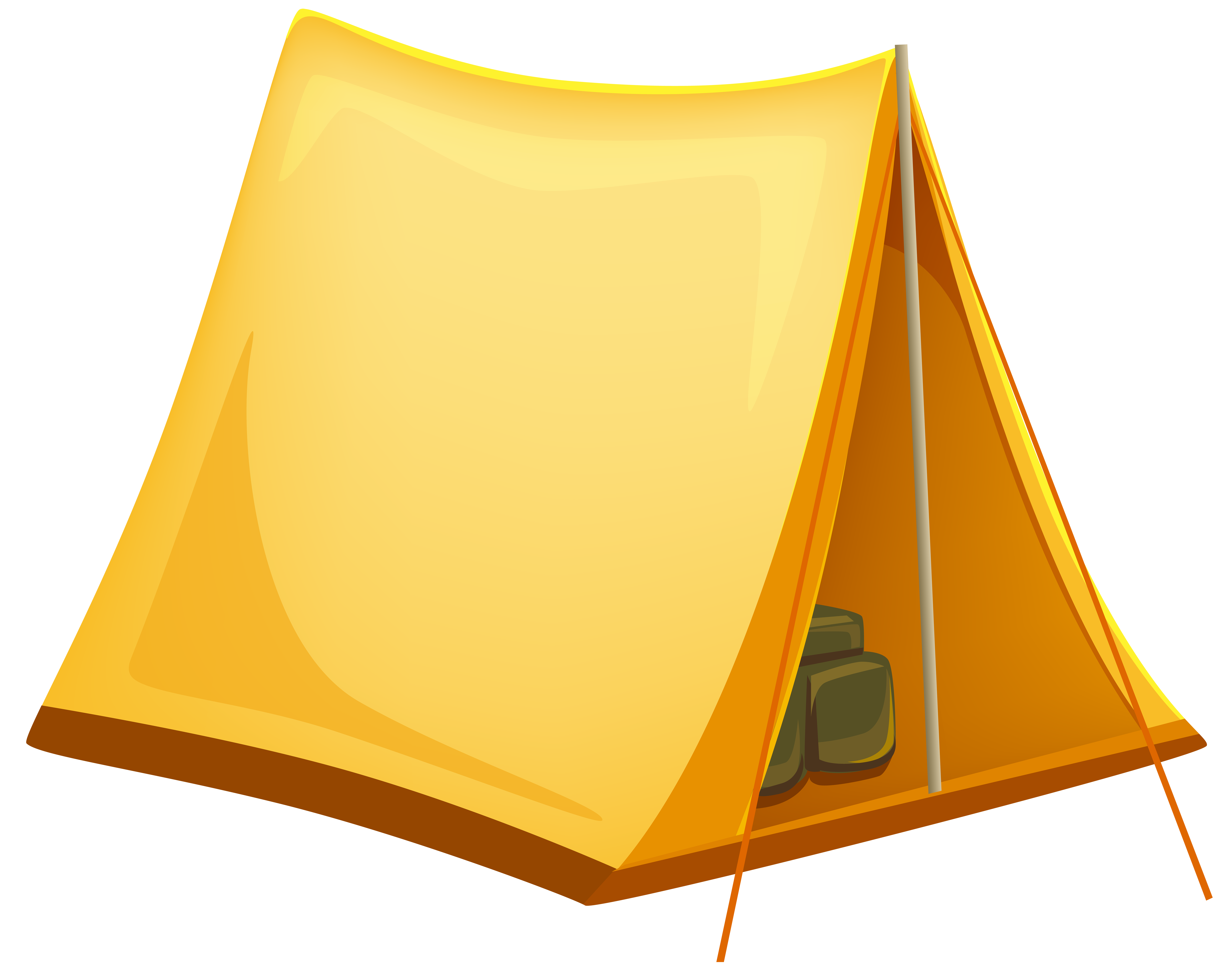 clipart royalty free library Tent clipart. Clip art tourist png.