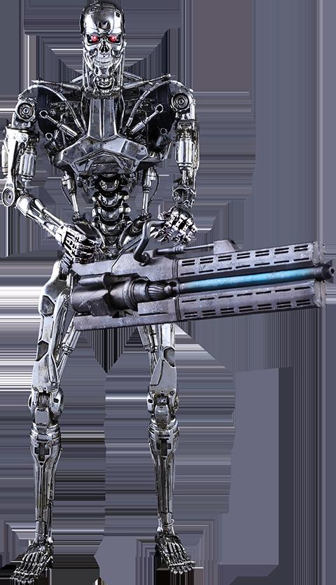 svg black and white download Terminator