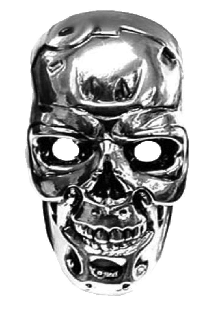 png transparent stock Vector robot skull. Terminator png hd transparent