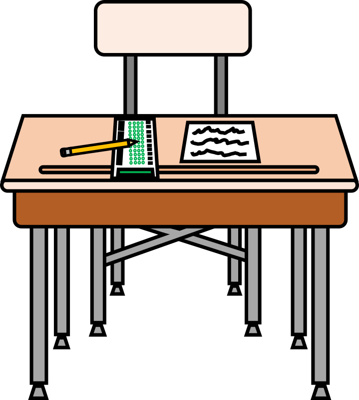 jpg library download Understanding alternate assessments . Students testing clipart