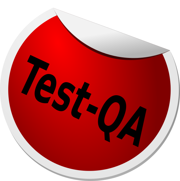 picture royalty free Test qa clip art. Testing clipart images