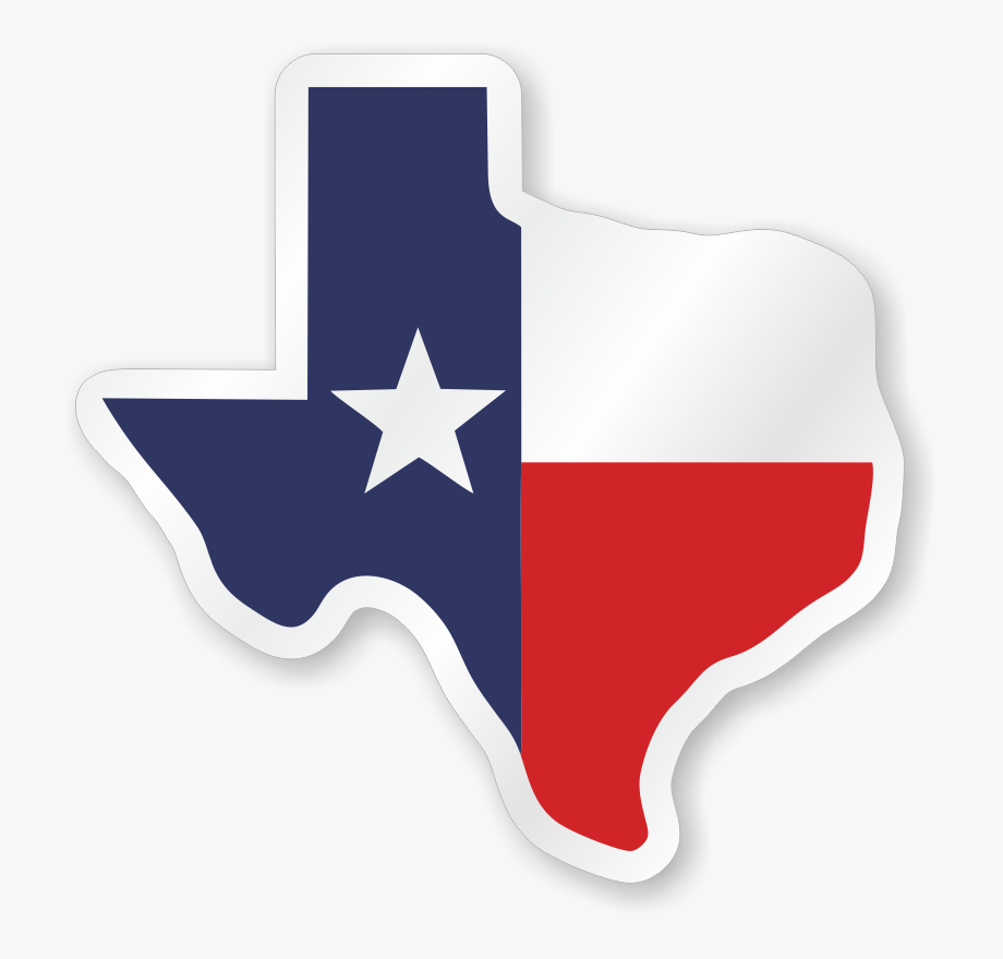 image freeuse stock Texas flag waving clipart. Hard hat decals state