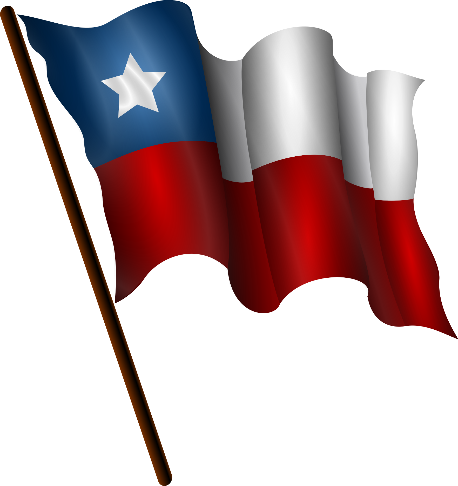 picture free download Chile png transparent images. Texas flag waving clipart