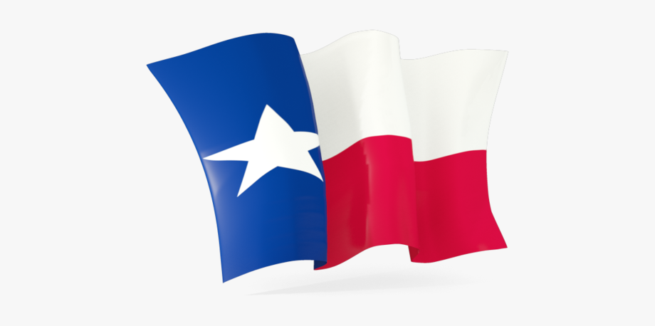 transparent stock Printable shape of free. Texas flag waving clipart