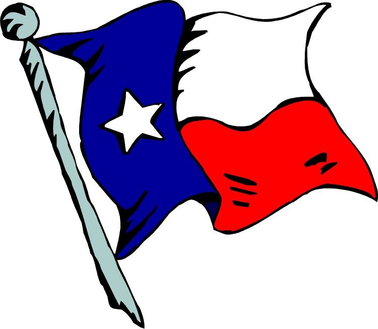 graphic freeuse library Texas flags clipart. Flag tattoo idea left
