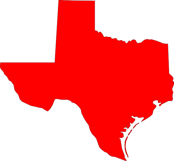 freeuse Texas Rep State Clip Art at Clker