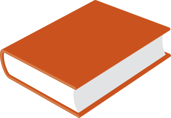 clipart transparent library Book Clip Art at Clker
