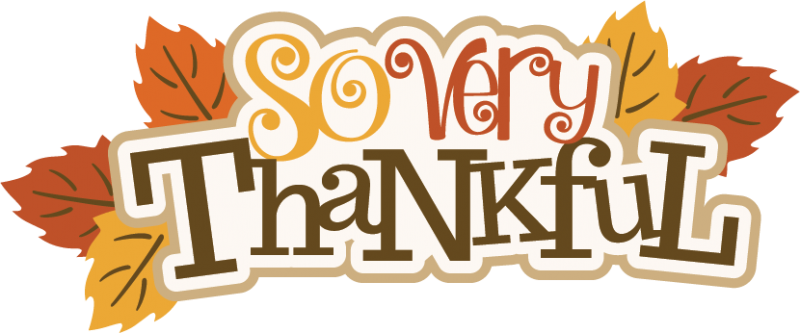 svg library library Free Thankful Thanksgiving Cliparts