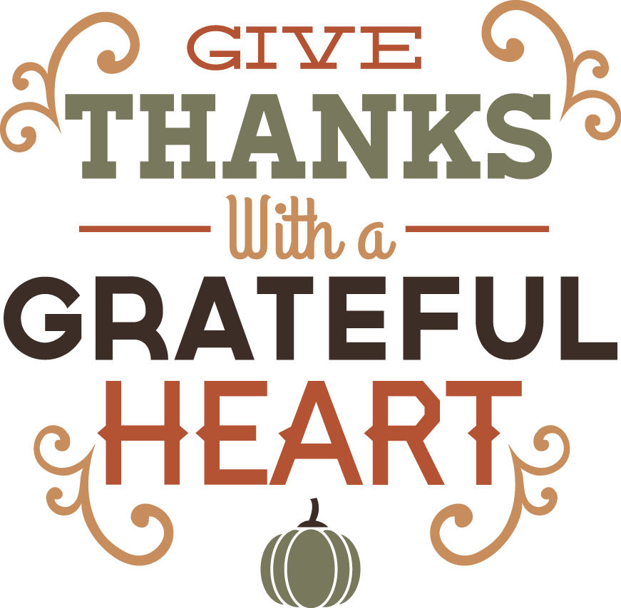 jpg freeuse download thankful heart clipart #64725652