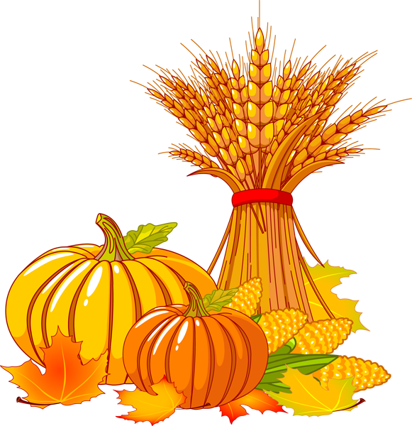 banner free library Thanksgiving PNG Images Transparent Free Download