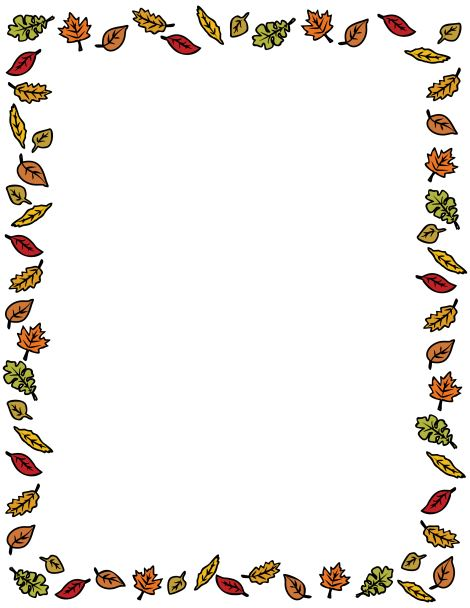 graphic download Free border cliparts download. Thanksgiving borders clipart