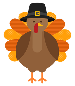 graphic free stock thanksgiving clip turkey #104710601