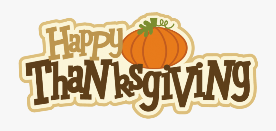 svg royalty free download Happy clip art . Thanksgiving clipart