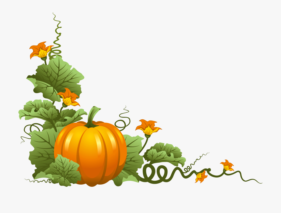 svg freeuse stock Thanksgiving clipart borders. Vine border transparent
