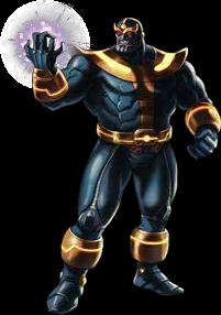picture transparent Thanos