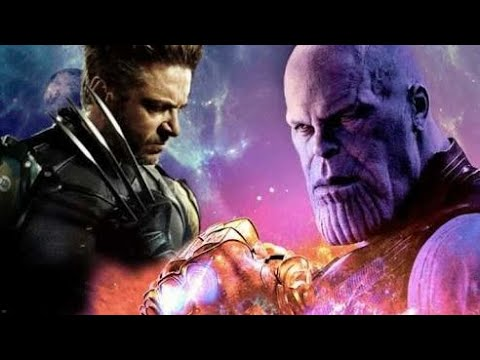 clipart free stock Wolverine Wins in Infinity War Fan Cut That Changes the