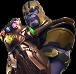 graphic transparent library Thanos