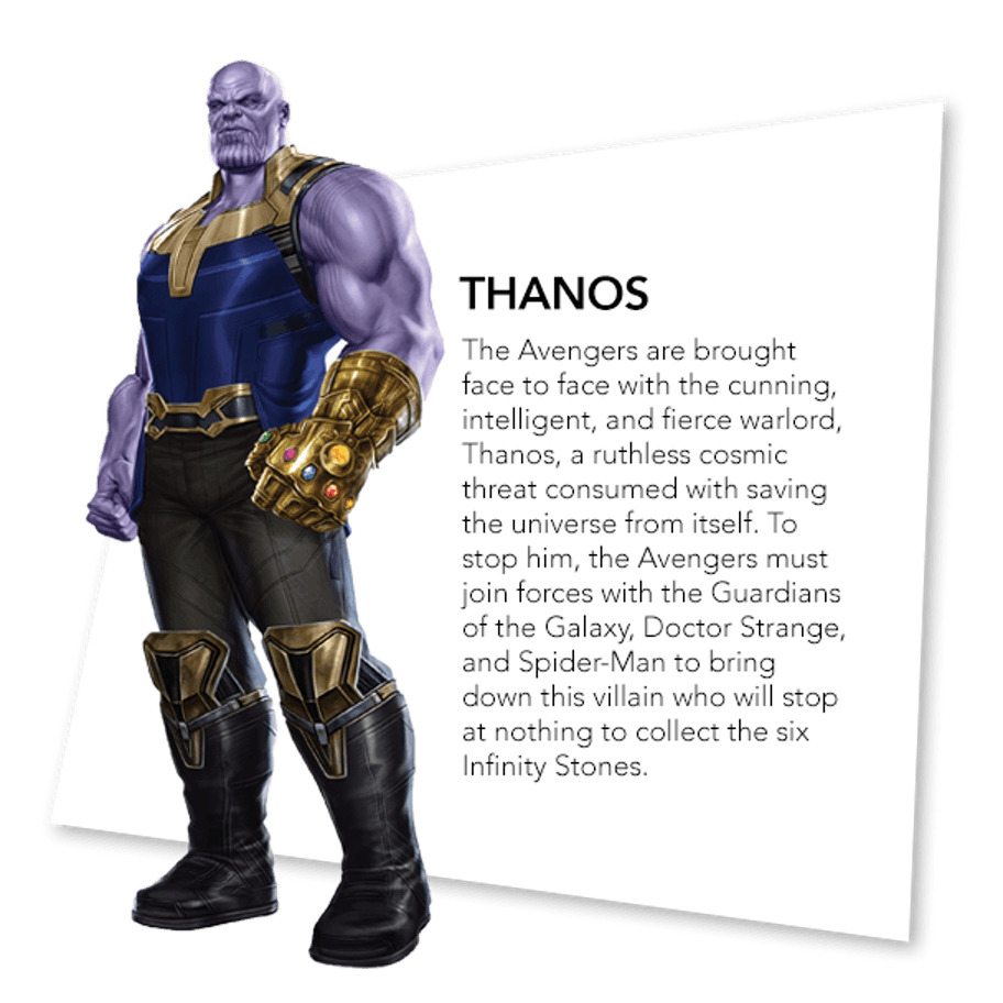 clipart freeuse library Infinity War