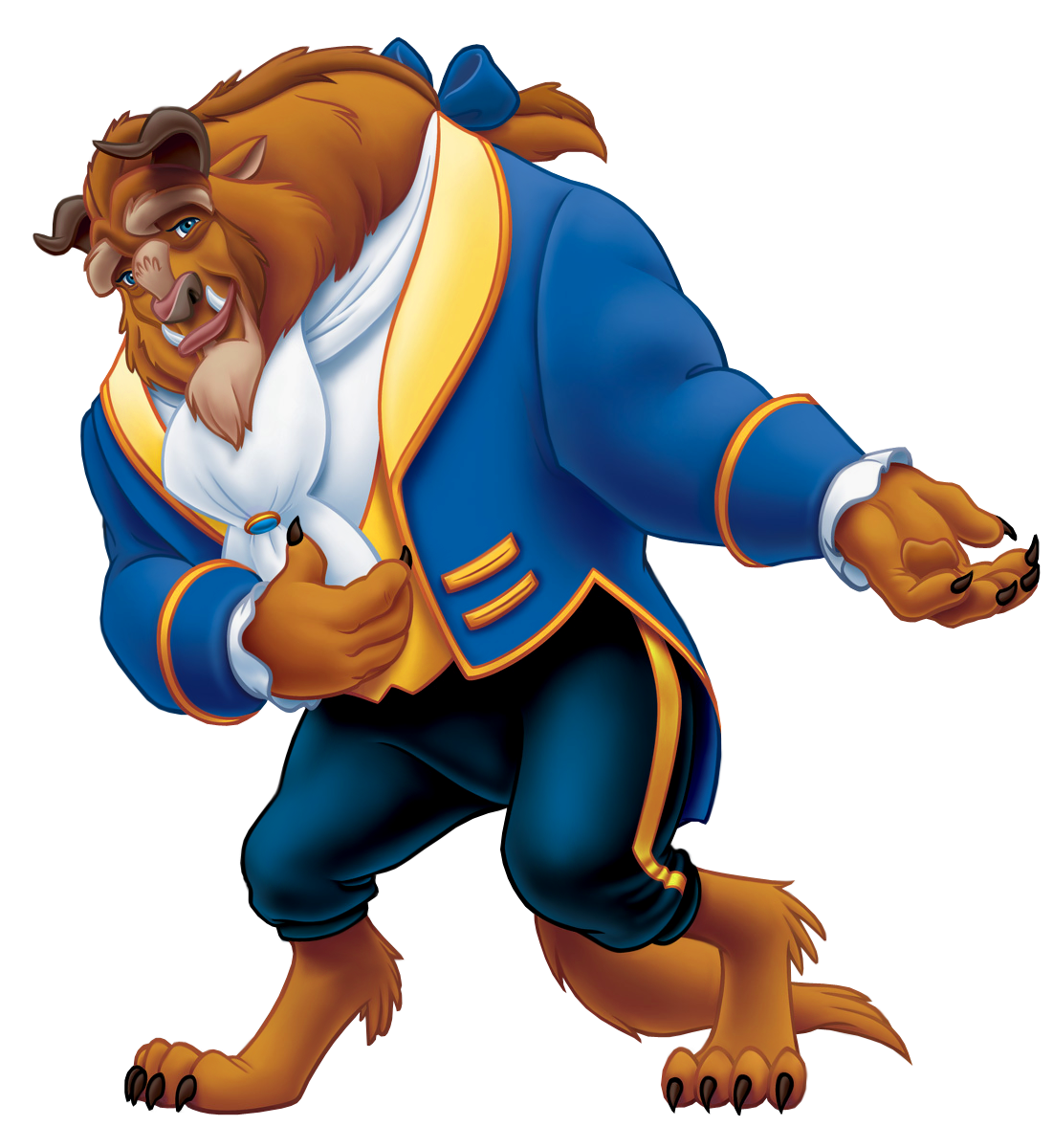 graphic library Beauty and png gallery. The beast clipart