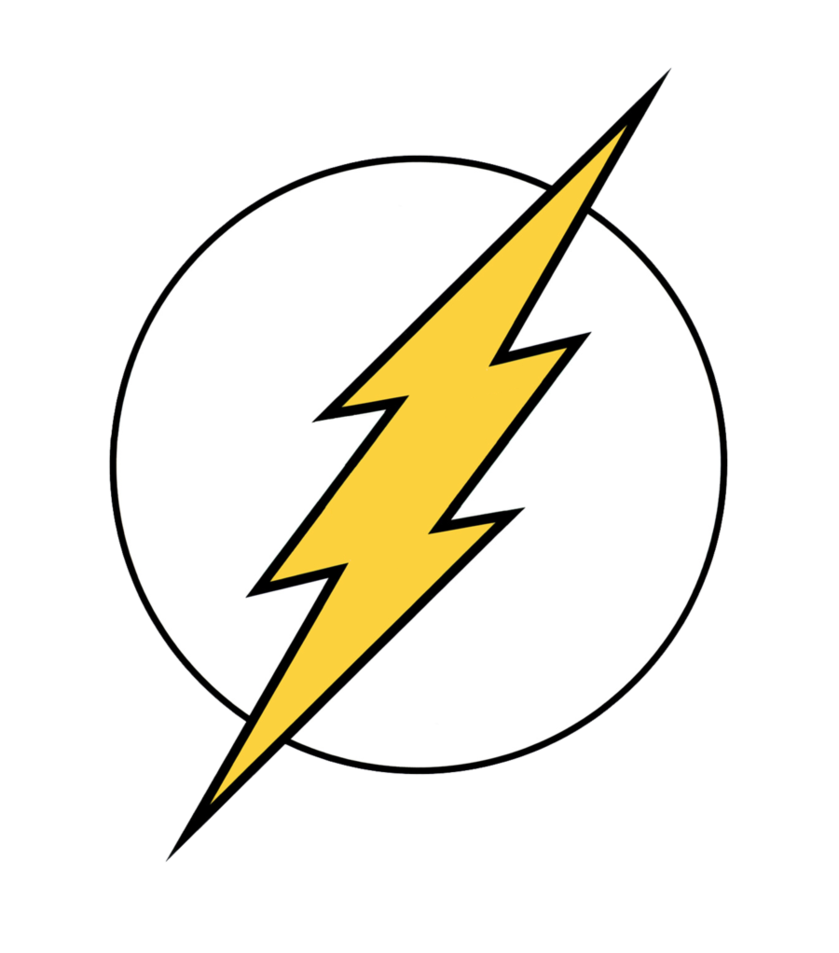 png free library flash symbol