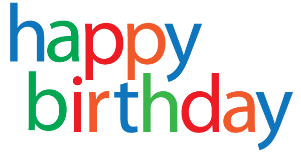 clipart transparent download Free happy birthday clipart graphics. Png and to for