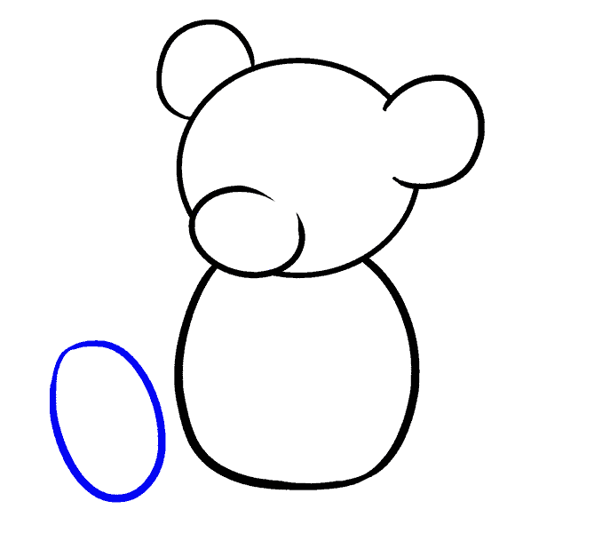 jpg library download How to Draw a Cartoon Bear in a Few Easy Steps