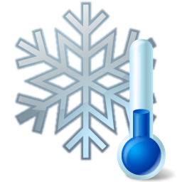 image library library Frozen Thermometer No Background