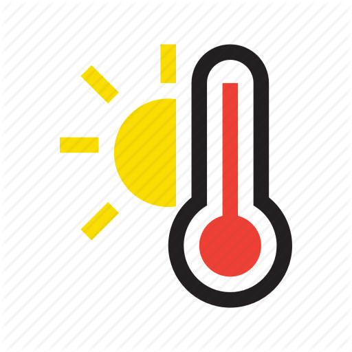 vector library thermometer transparent temperature #116264569