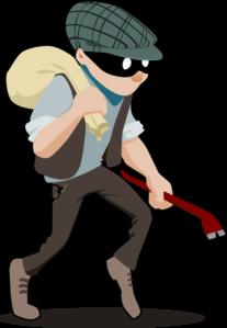 download Thief clipart. Clip art free panda
