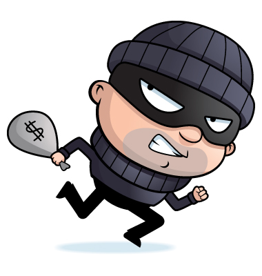 clip art freeuse Thief clipart. Free cute cliparts download